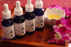 Oil for Beng Teng spa