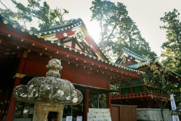 Kuno-Zan Toshogu Shrine