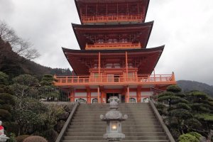 La fameuse pagode