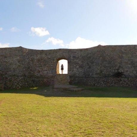 沖縄・中城 (なかぐすく) 城跡