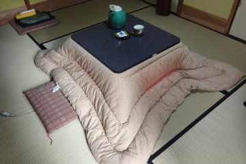 Kotatsu Heated Table