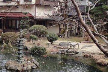 Temple Lodging at Mount Koya