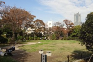 The Nogeyama Park and Zoo has plenty of greenery and a great view of the city.