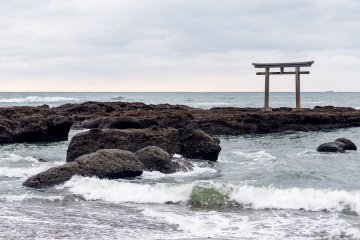 Oarai Isosaki Shrine