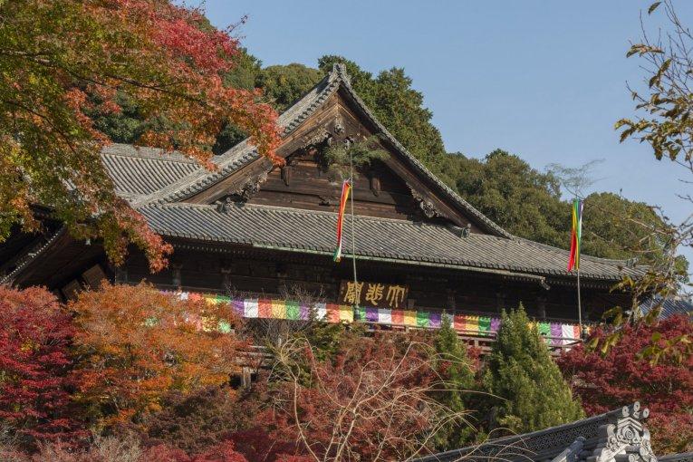 Temples Hasedera et Abe Monjuin