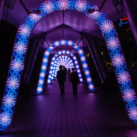 Illuminations de Tokyo Dome City