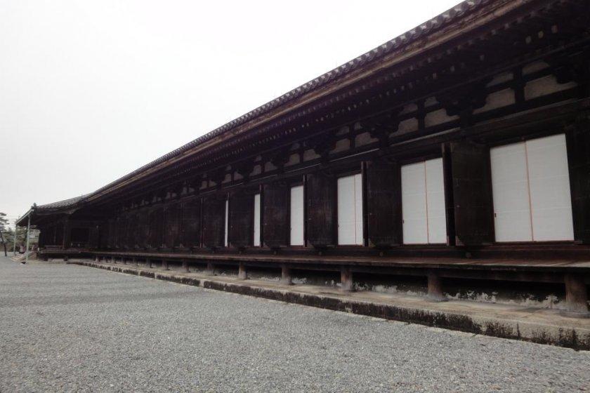 The Long Hall of Sanjusangendo