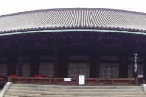 The Long, long, long Hall of Sanjusangendo