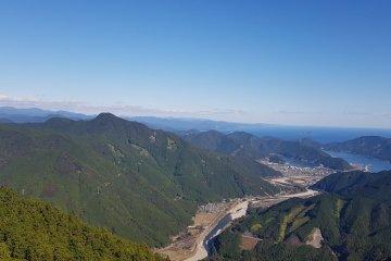 Top of Binshiyama
