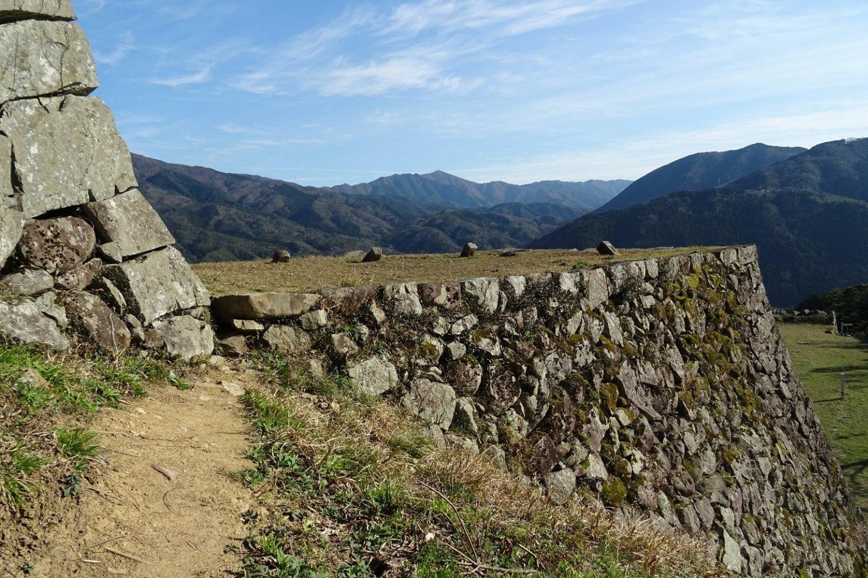 Вид на юг от замка