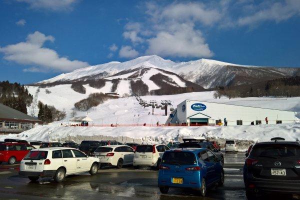 Majestic Mount Kuromori