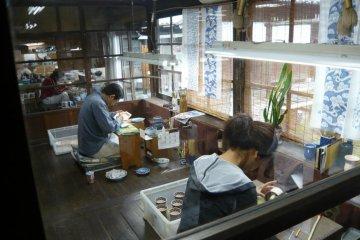 Craftsmanship on display