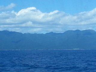 Jetfoil from Niigata to Sado Island