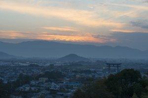 Yamanobe no michi 山边小道