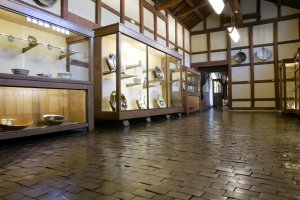 Exhibit of Japanese Art Pieces at Ohara Museum of Art