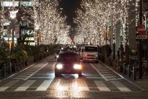 Meskipun sudah 16 tahun diadakan, Iluminasi Tokyo Marunouchi tetap meriah selama musim dingin