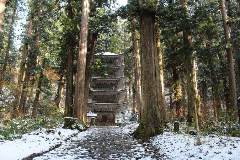 Yamagata: Thuyết tâm linh và thiên nhiên