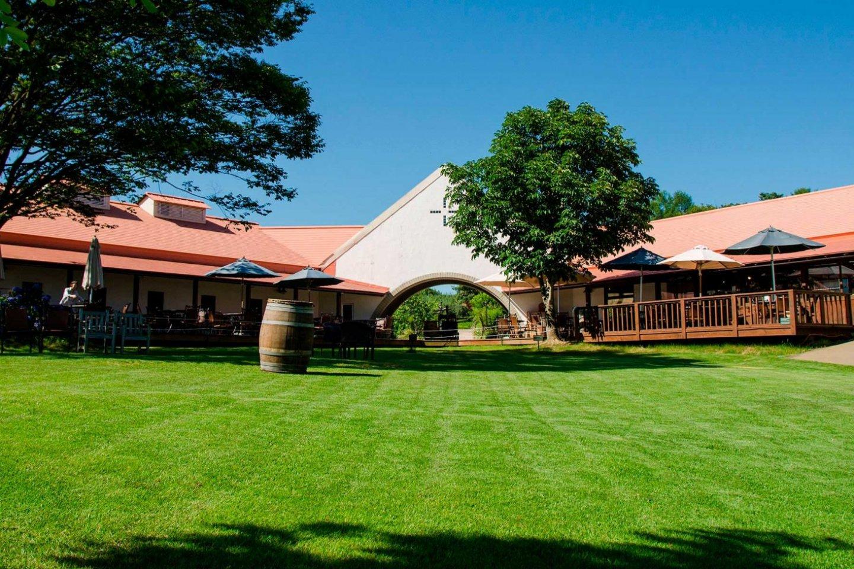 St. Cousair\'s Winery Garden