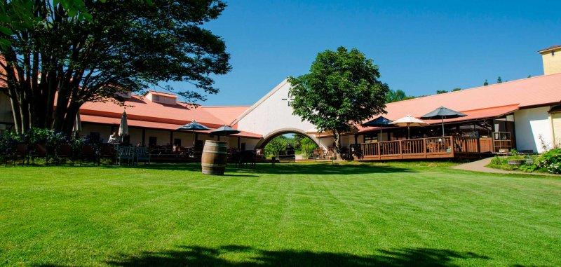St. Cousair's Winery Garden