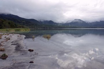 ทะเลสาบอูโซริ