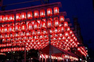 เทศกาล Hiroshima Toukasan