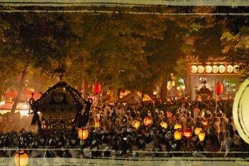 เทศกาล Kurayami Festival