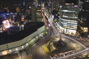 ตึกJR Central,สถานีนาโกย่า