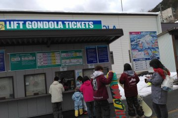 Buy tickets to the Gondola here