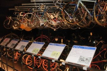 Bicycles of the world
