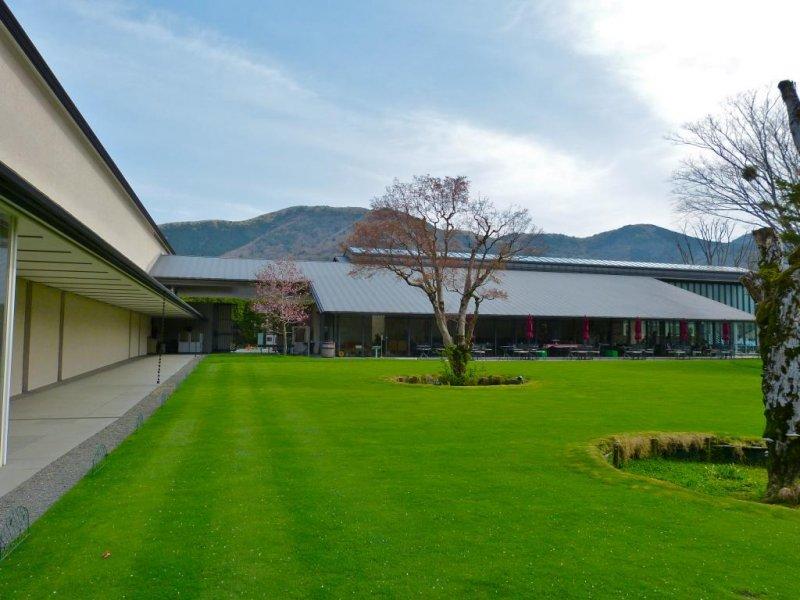 하코네 센고쿠하라의 아름다운 자연과 라릭 미술관