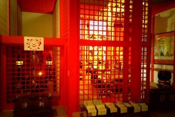 The Beauty of Honpukuji Temple