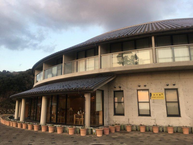 Outside of Goshiki Onsen