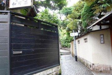 東京的花街 漫步於神樂坂