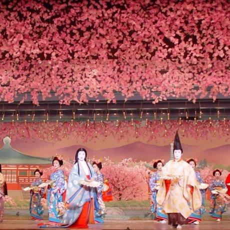 เทศกาล Miyako Odori