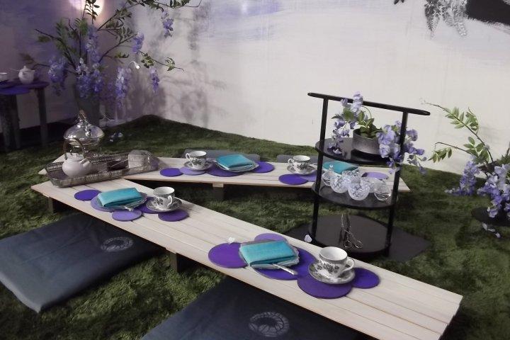 Lễ hội về vật dụng bàn ăn Tokyo