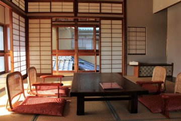 Elegant Run Of the Mill Ryokan in Dogo