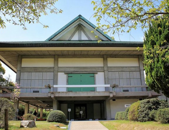 Phòng Bảo vật của Đền Oyamazumi