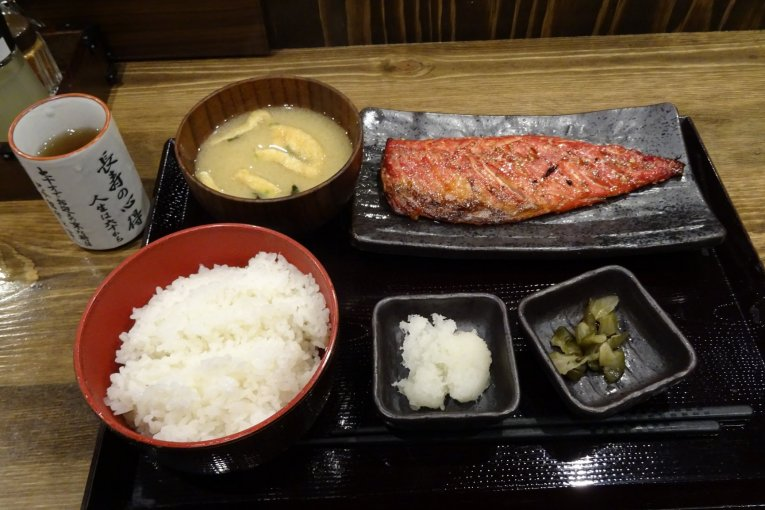 ร้านอาหาร Shinpachi Shokudo Kamata