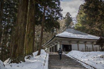 Зимнее очарование Иватэ