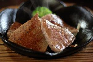 Yonezawa marbled wagyu beef