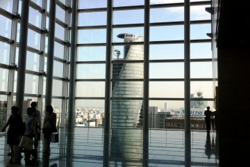 Sky Lobby at Nagoya Marriott Tower