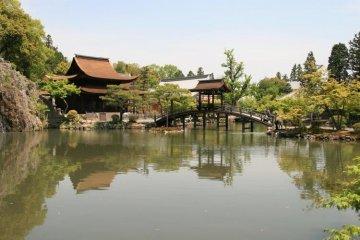 National Treasure Eiho-Ji Temple