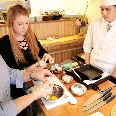 Toki Lab: Hands-On Washoku Cooking Class