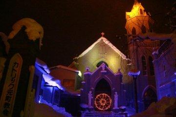 函館——在夜光中尋找愛的痕迹