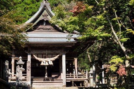 Святилище Кокудзо