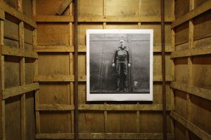 'Irreductibles' by Alberto Garcia-Alix, held at a former icehouse