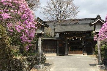 Shukubo lodge