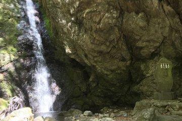 Ayahiro waterfall