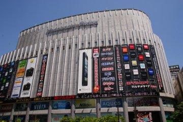 Yodobashi Camera in Akihabara