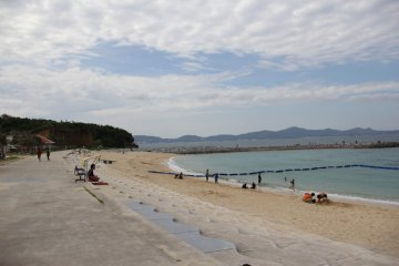 Uken Beach